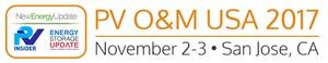 2017美国光伏O&M展会暨会议