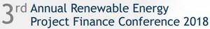 第三届可再生能源项目金融大会