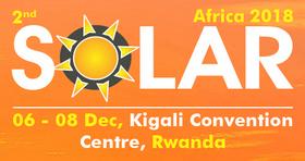 2018年非洲太阳能展(卢旺达)