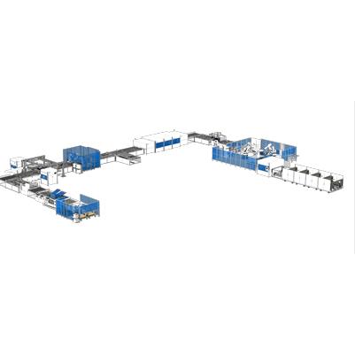 完整生产线 生产商 - 晶体硅电池组件制造设备