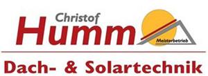 Christof Humm Dach & Solartechnik