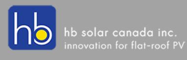 Hb Solar Canada Inc.