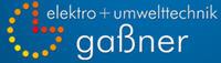 Gaßner Elektro- und Umwelttechnik GmbH & Co. KG
