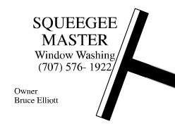 Squeegeemaster Window Cleaning