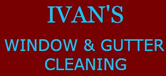 Ivan's Window & Gutter Cleaning