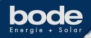 Bode Energie - und Solartechnik GmbH