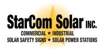 StarCom Solar Inc.