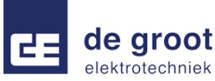 De Groot Elektrotechniek b.v.