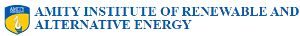 Amity Institute of Renewable and Alternate Energy
