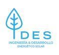 Ingenieria Y Desarrollo Energetico Solar, S. L