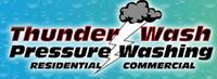 Thunder Wash Pressure Washing