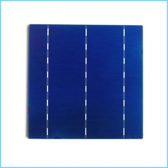 4.29W~4.5W 3BB poly solar cell