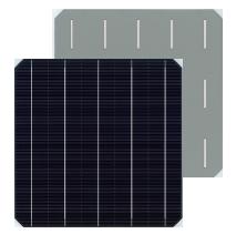156.75mm 5BB mono solar cells
