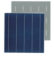156.75mm 5BB polycrystalline solar cells