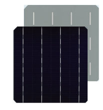 156mm 4BB mono solar cells