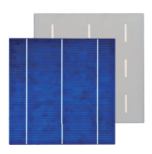 156mm 3BB poly solar cells