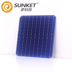 166 Mono Solar Cell