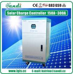 600V solar charge controller
