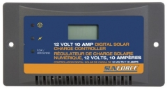 10 Amp Digital Charge Controller