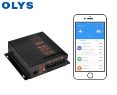 Bluetooth APP Solar Energy Controller for Mobile phone