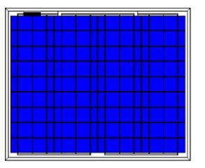 太阳能光伏组件规格_河北吉杰太阳能科技有限公司 | JG-P36PCS-50W | 太阳能(光伏)组件 ...
