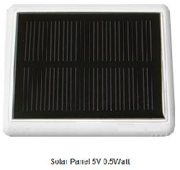 5V solar panel for mobile