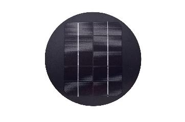 5V 0.7A Circular Solar Panel