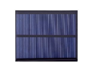 4.5V 1W solar panel