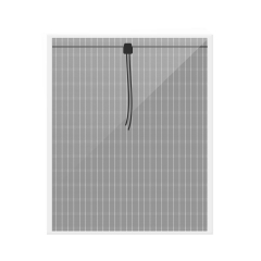 THIN FILM A-SI SOLAR PANEL,TRANSPARENT  3 LAYERS SOLAR GLASS GRAY