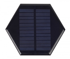 small solar module for lighting 0.9