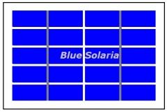 1.1W 220mA Solar Panel 1.1