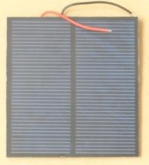 4.5V 200mA 0.9W PCB Solar Panel 0.9