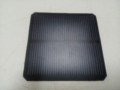 5 V 0.16 A matt finished solar panel PET 0.9