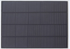 textured surface of PCB solar panel 4.5W