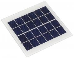 2.4W 6V ODM custom solar panel 2.4