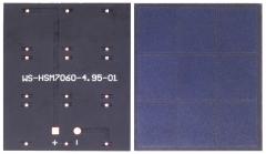 RFID-use 0.7W solar panel 0.7
