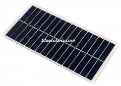 2.2W 8V 275mA solar panel 2.2