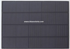 3W 6V 0.5A small solar panel 3