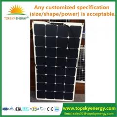 mono flexible solar panel