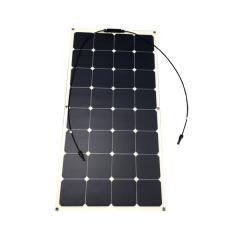 Sunpower semi-flexible solar panel 6.5~150