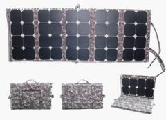 Foldable Solar Panel 130W