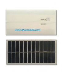 0.2ft ×0.4ft outdoor solar panel 1