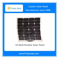 Flexible Solar Panel 55 Watt