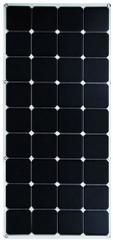 THS-SF100W 1050*550*3mm semi flexible solar  panel