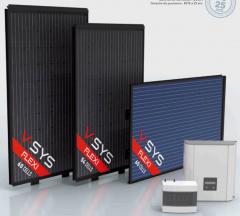 V-SYS Flexi Mono 60C - 300WC PERC