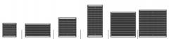 Solar Bare Modules - Mini-Scale