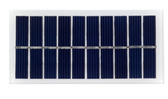 2mm thick glass solar panel