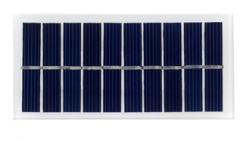 Ultra-thin small solar panel 0.5Wp