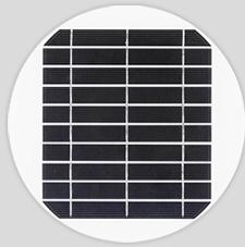 round solar panel, 5V