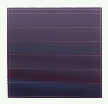 Thin film solar cell, 3.3v